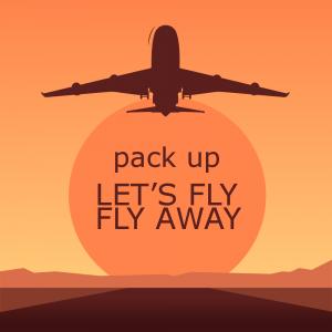 Image d'un avion au décollage et indiquant symbolisant la liberté lorsque l'on part en voyage.