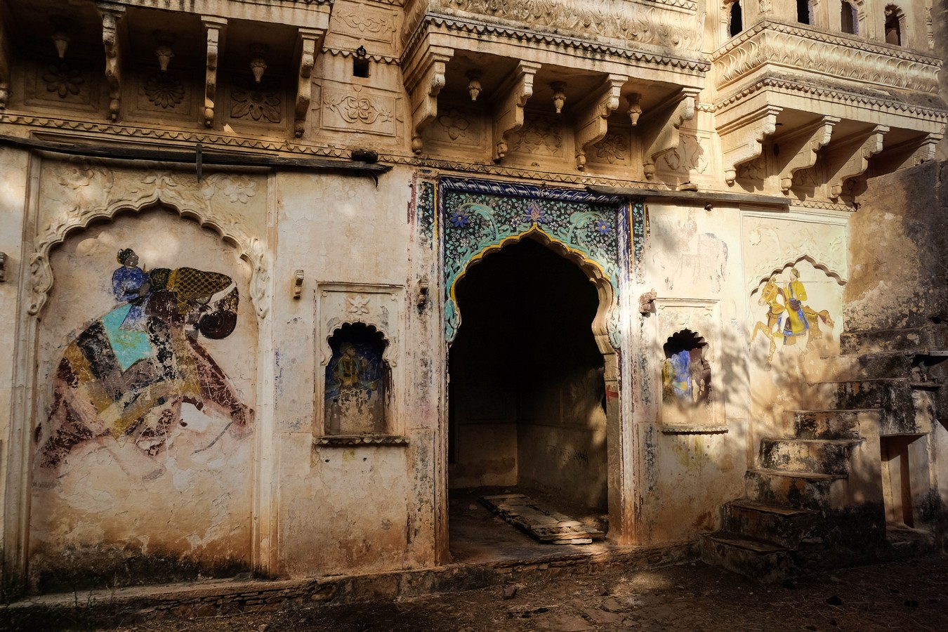 bundi-fort-peinture-murale