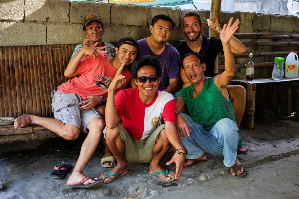 Rencontres aux Philippines