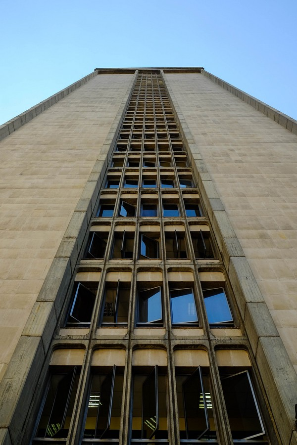 Architecture moderne à Medellin