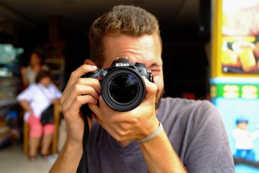 Attention à votre matériel photo en voyage en Colombie pour éviter les vols.