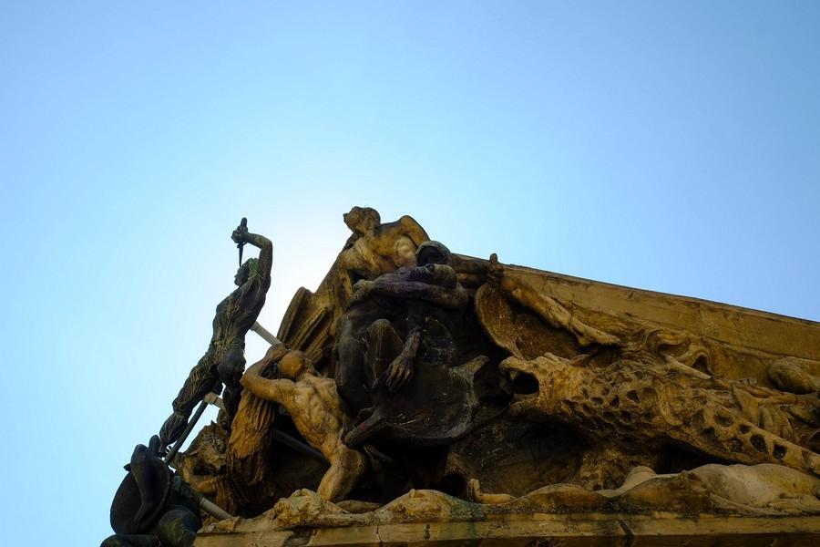 Monument historique de Medellin, Colombie