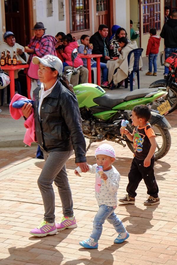 Rituels Muisca en Colombie : glace ou bière selon l'âge