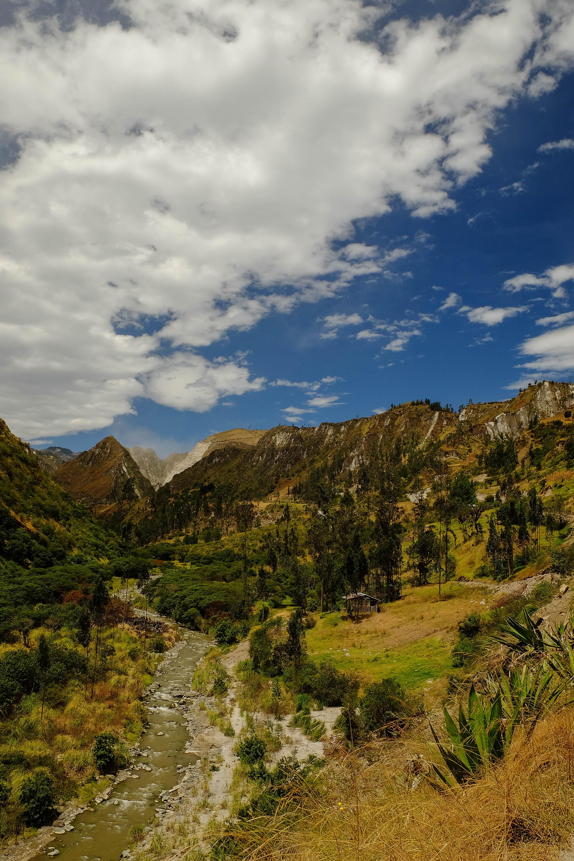 Sur le chemin entre Isinlivi et Chugchilan