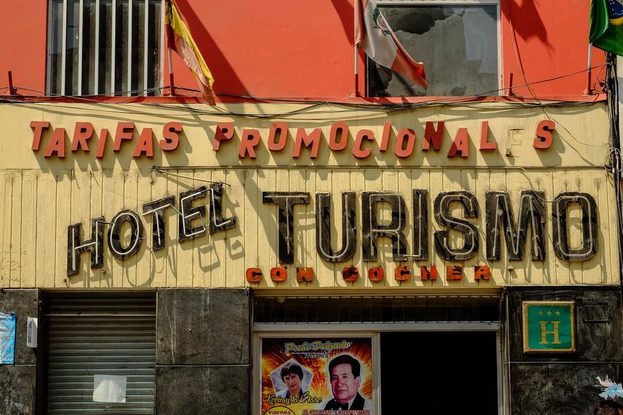 Hôtel de Trujillo au Pérou : pour dèpenser moins en voyage, place aux petits hôtels familiaux !