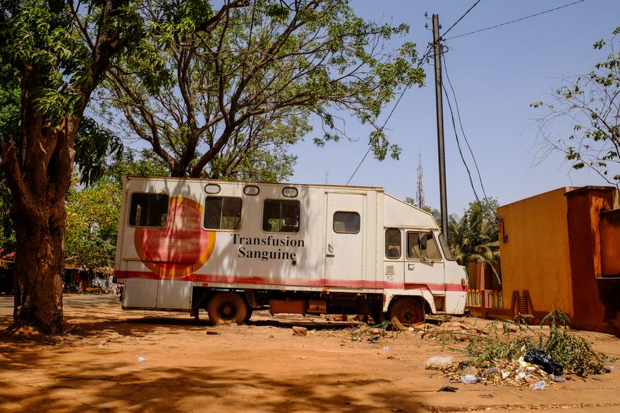 Santé au Burkina Faso.