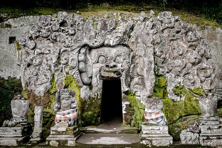 Temple hindou à Bali, Indonésie.