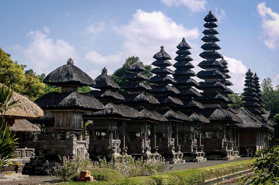 Temple hindou de Taman Ayun, Bali.