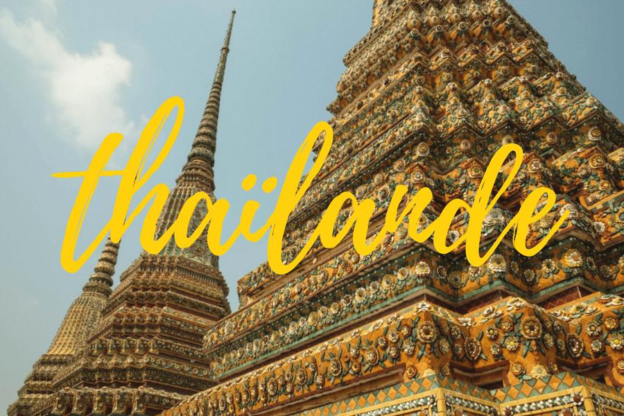 Tous nos articles sur la Thaïlande !